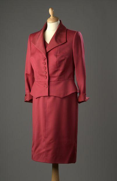 GIVENCHY Haute Couture n°86491, René MANSINI,...
