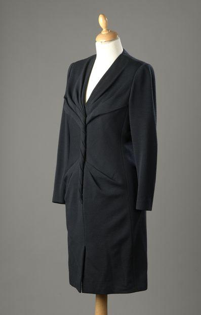 HANAE MORI Couture HC 837-442-91  Robe au...
