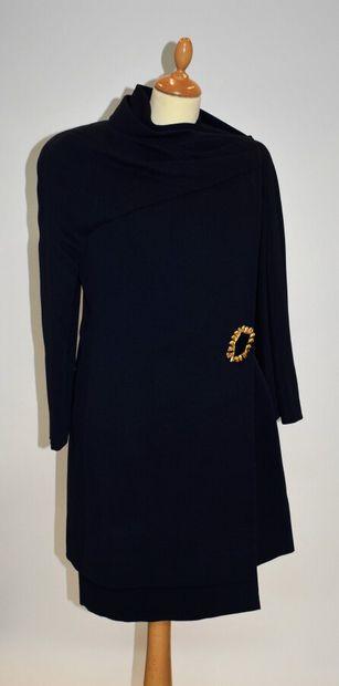 HANAE MORI Couture 1991, n°888  Ensemble...