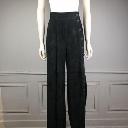 CERRUTI, 1881 ligne pour femme.  Pantalon...