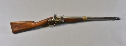 FRANCE  Mousqueton de cavalerie modèle 1816...