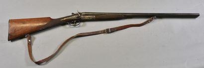 FRANCE  Fusil de chasse d'enfant à piston...