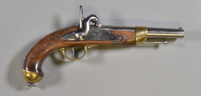 FRANCE  Pistolet à pistons modèle 1816 T...