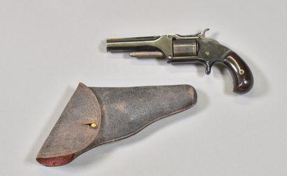 USA  Revolver Smith et Wesson n°1  Monture...
