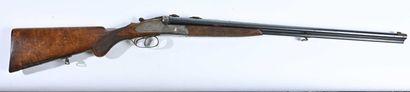 ALLEMAGNE  Fusil de chasse Drilling calibre...