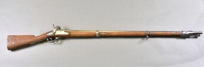 FRANCE  Fusil modèle 1822 transformé Défense...