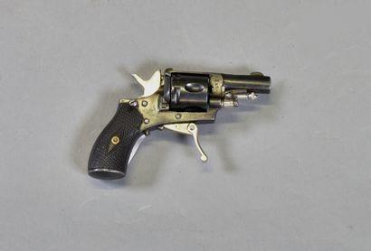 FRANCE  Revolver Velodog  Carcasse entièrement...