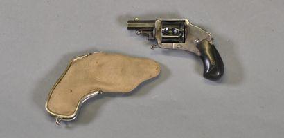 FRANCE  Revolver Velodog  Crosse bois bec...