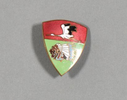 FRANCE  Insigne de l'escallerie Lafayette...