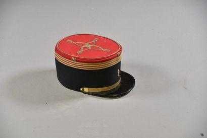 FRANCE  Képi de Commandant d'Infanterie années...