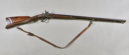 FRANCE  Fusil de chasse à pistons