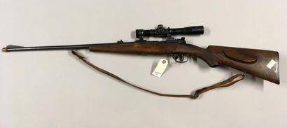 *****ALLEMAGNE  Carabine système Mauser  Monture...