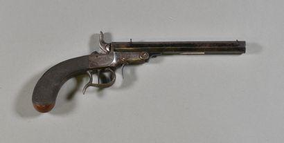 FRANCE  Pistolets de tirs à canon basculant...