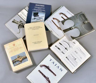 FRANCE  Lot de catalogues de ventes aux enchères...
