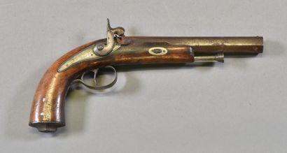FRANCE  Pistolet à piston