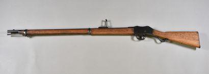 GRANDE BRETAGNE  Fusil Martini Henry  Monture...