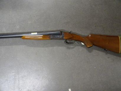 *****FRANCE  Fusil de chasse juxtaposé, calibre...