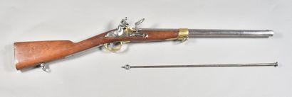 FRANCE  Mousqueton de lanciers modèle 1836...
