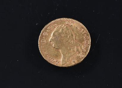 FRANCE  Louis XVI, double louis au buste...
