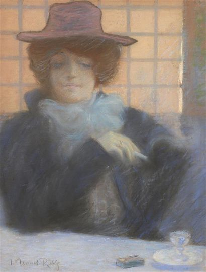 (J) Manuel ROBBE (1872-1936)