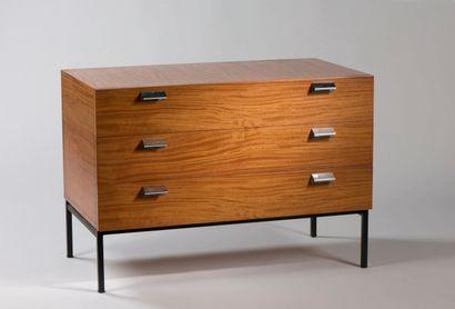 André MONPOIX (1925-1976)  Edition meuble...