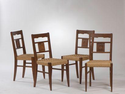 Adrien AUDOUX et Frida MINET (XXème siècle)...