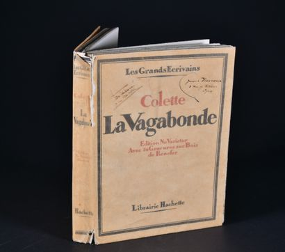 COLETTE (Sidonie-Gabrielle Colette, dite)....