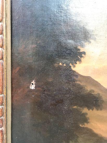 ECOLE FRANÇAISE, vers 1760 Portrait de l'Enseigne de vaisseau Antoine de Bayle de...