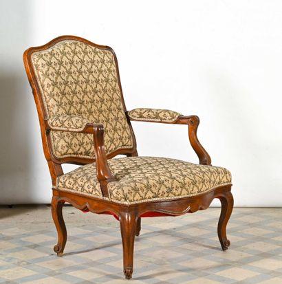 Large fauteuil
