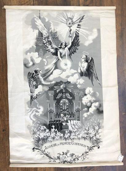 Souvenir de Première Communion, important...