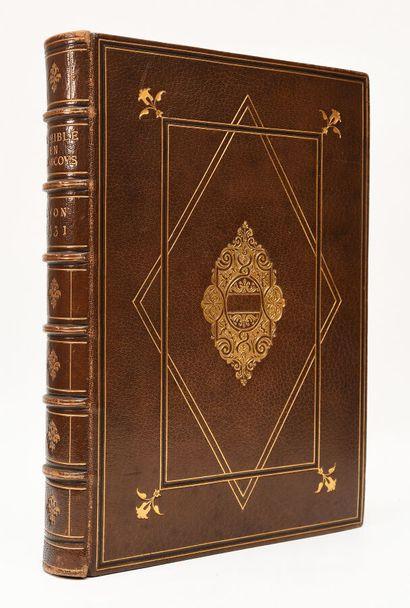 BIBLE. LE PREMIER (ET LE SECOND) VOLUME DE...