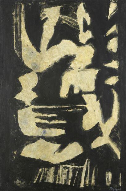 Serge REZVANI (né en 1928)  La poupée, de...