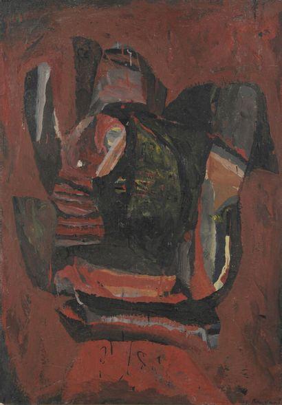 Serge REZVANI (né en 1928)  Sans titre, de...