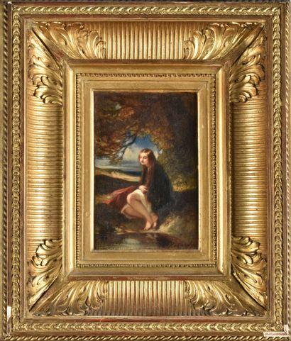 Camille Joseph Etienne ROQUEPLAN (1800/03-1855)...