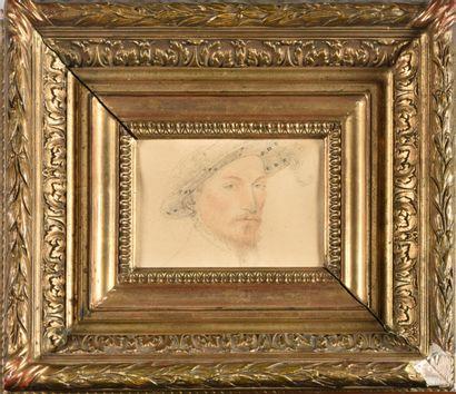 Portrait d'un gentilhomme de la Renaissance...