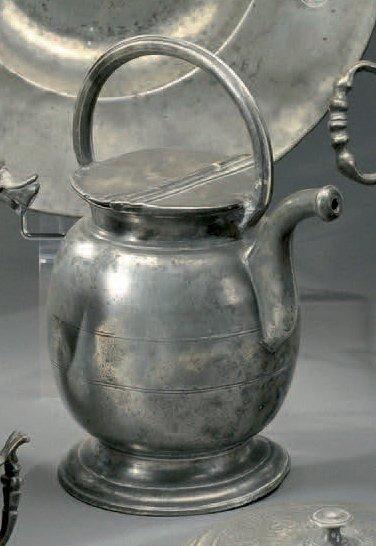 Cruche à huile Région de LYON, XVIIIe siècle...