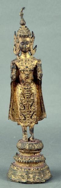 THAILANDE - XIXe siècle