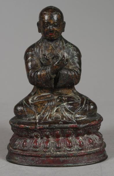 TIBET - XVIIe siècle