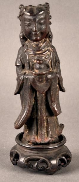 CHINE - Epoque MING, XVIIe siècle