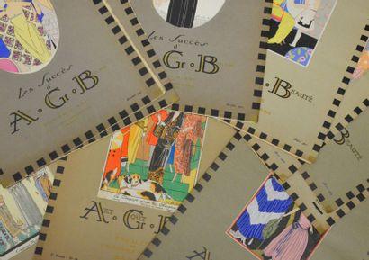AGB, Art, Gout, Beauté, réunion de dixsept...