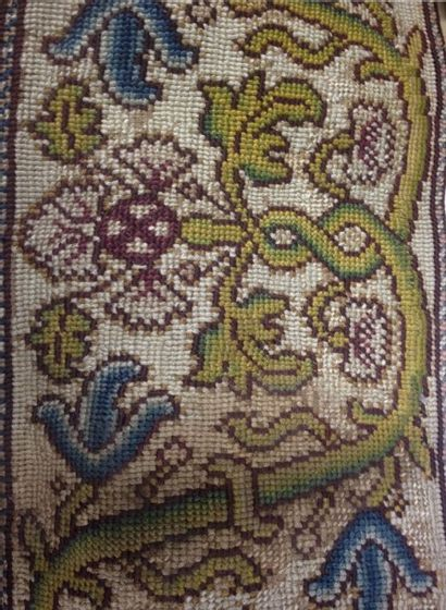 Réunion de tapisseries sur canevas, XVIIe-...