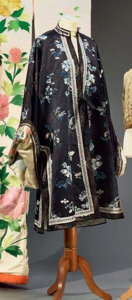 Manteau informel de femme, Chine, début du...