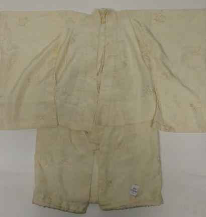 Kimono d'enfant, Japon, milieu du XXe siècle,...
