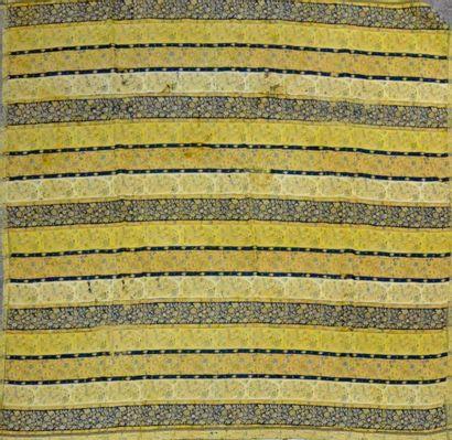 Châle, Perse, fin du XIXe siècle, tissage...