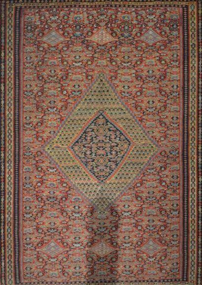 Kilim Senneh, Nord-Ouest de la Perse, vers...