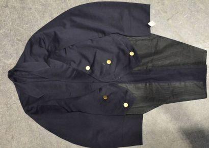 Frac, milieu XIXe siècle, en drap de laine...