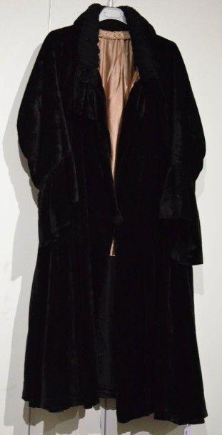 Manteau du soir, vers 1920-1925, manteau...
