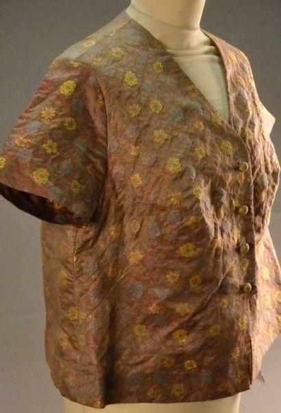 Veste d'un ensemble habillé, vers 1930-1940,...