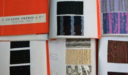Collection de cahiers de tendances, J. Claude...