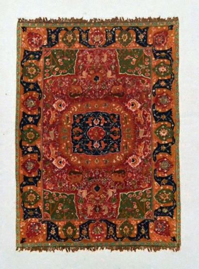 ROBINSON (V.) Eastern Carpets, twelve early examples, with descriptive notices, H....
